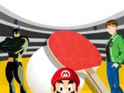 Play Toon Table Tennis now