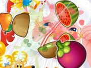 Play Christmas Cut Fruit