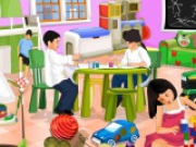 Play Kids Club Decoration
