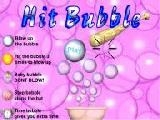 Hit bubble