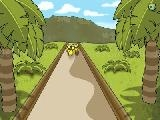 Play Jungle bowling now