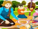 Play Picnic hidden alphabet game for girls