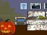 Gold room escape 6 halloween