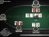 Texas hold'em multiplayer poker game