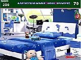 Play Kids blue bedroom hidden alphabets