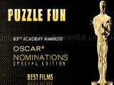 Play Puzzle fun oscar nomination best films