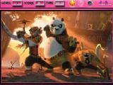 Kung fu panda 2 - find the alphabets