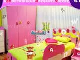 Kids room hidden alphabets