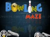 Play Bowling maze now