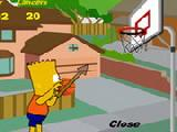 Play Simpson basketball now