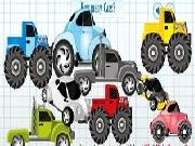Play Kids learn to count many cars