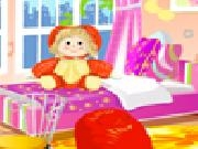 Play Pajama party room decoration now