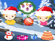 Play Cakez and giftz shop: christmas shop management game