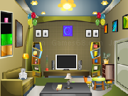 Play Modern kids room escape