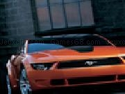 Play Ford mustang guigiaro puzzle