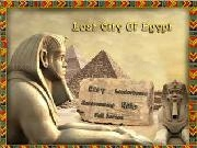 Play Lost city of egypt (spot the differences game)