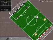 Play Blondes vs brunettes-2x2football now