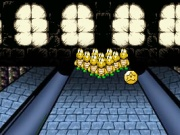Play Mario castle bowling now