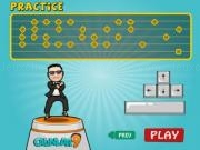 Play Gangnam style dance now