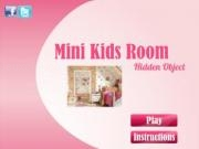 Play Mini kids room - hidden object