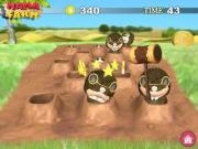 Play Mama farm : hit the mole now
