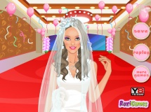 Play My perfect wedding make up now