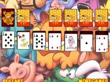Garfieldos solitarie - ingyen online játék