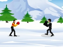 Play Winter boxing 2 now