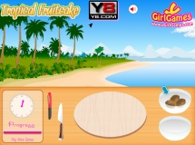 Play Tropical cake now