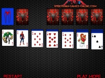 Play Spiderman solitaire
