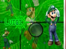 Play Luigi hidden stars
