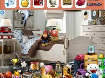 Play Classic kids room hidden objects