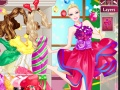 Play Barbie christmas princess now