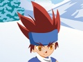 Play Beyblade snowboard now