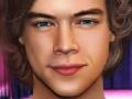 Harry Styles öltöztetős