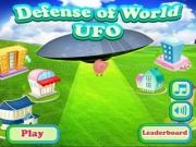 Play Defense of world ufo now
