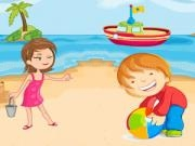 Play Beach kids differences