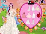 Play Dream wedding dressup now