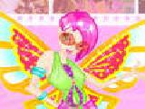 Play Winx muisa dressup girls