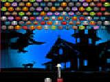 Play Bubble shooter halloween 2