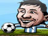 Play Puppet soccer 2014 now