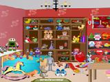 Play Hidden objects kids play room