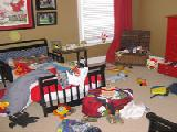 Play Messy kids room objects