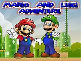 Play Mario and luigi adventure