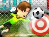 Play Soccer star shootout now