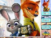 Play Zootopia Hidden Stars