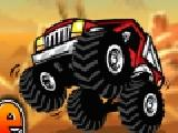 Play Monster truck adventure now
