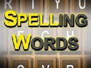 Play Spelling Words now