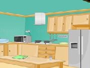 Play Cutaway Kitchen Escape