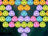 Play Bubble shooter dino